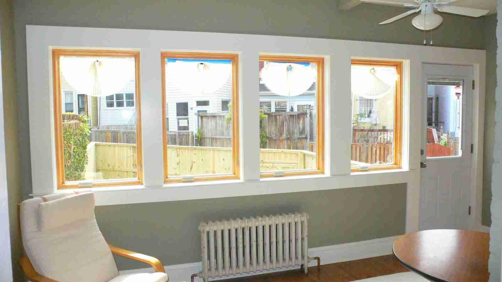 type of sunroom window glass