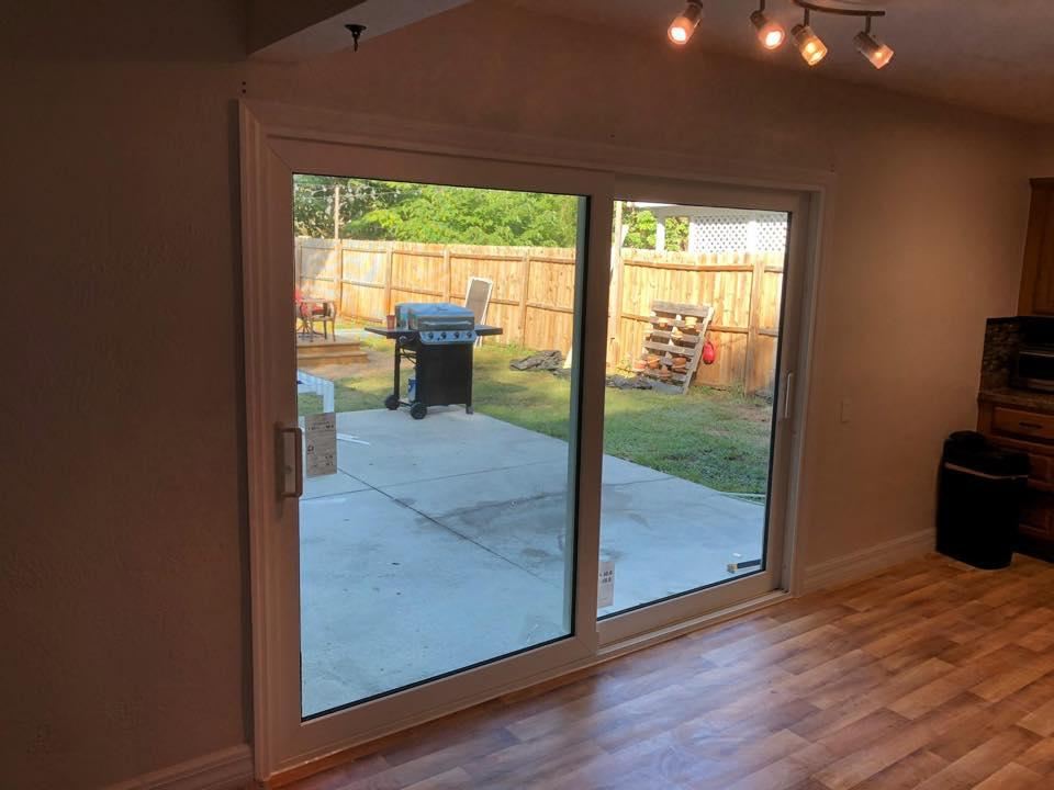 the different types of patio doors